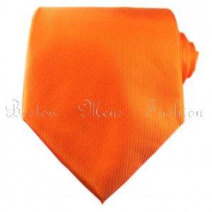 #Orange_Neckties / #Formal_Neckties