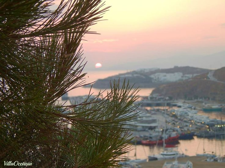 and don't forget to watch as many beautiful sunsets as you can , while on this heavenly island #Mykonos