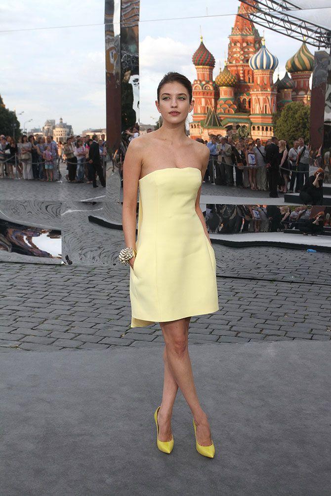 20 самых сексуальных женщин страны 2013 Анна Чиповская