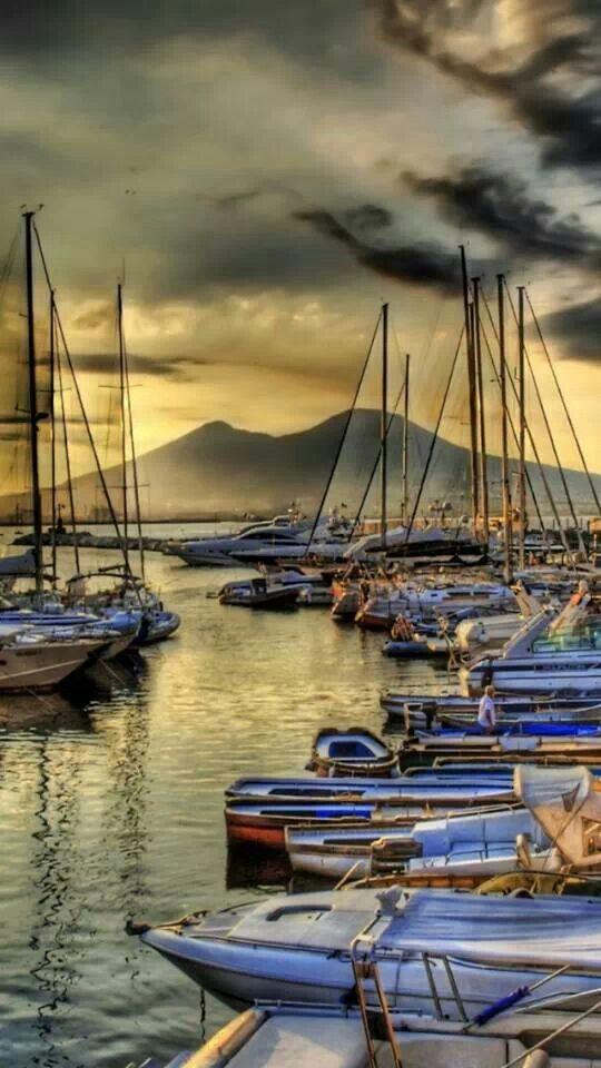 Vulcão Vesuvio