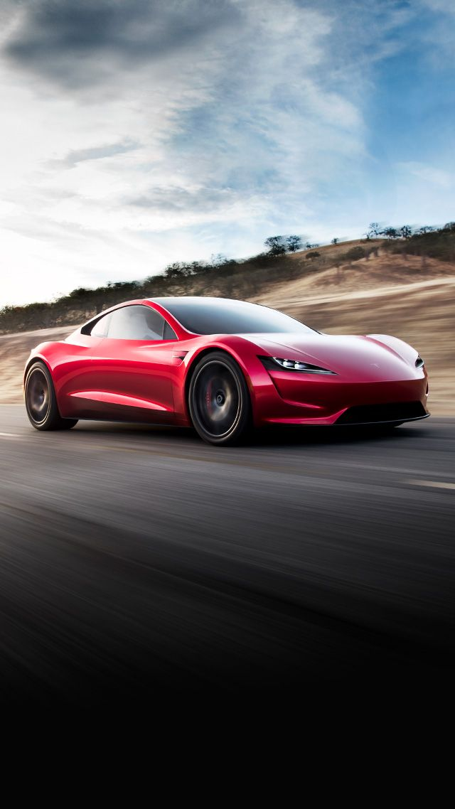 Roadster | Tesla  0-60 1.9s  620 Mile Range  +250mph Top Speed