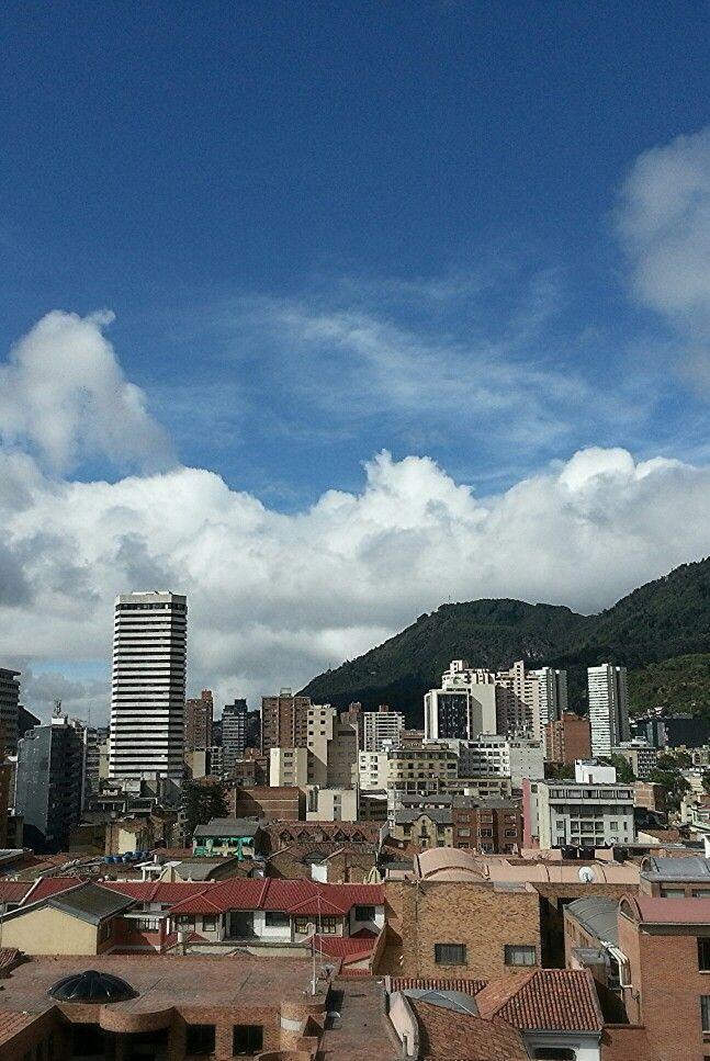 Bogota desde el BLAA