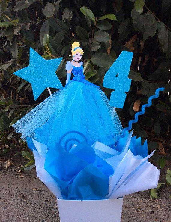 Etsy の Princess Cinderella Birthday by FantastikCreations