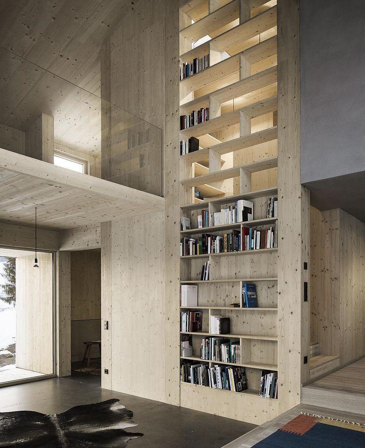 Sägerauer Rückzugsort – Wohnhaus von LP Architektur in Embach