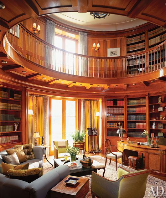 Library, sweet library....