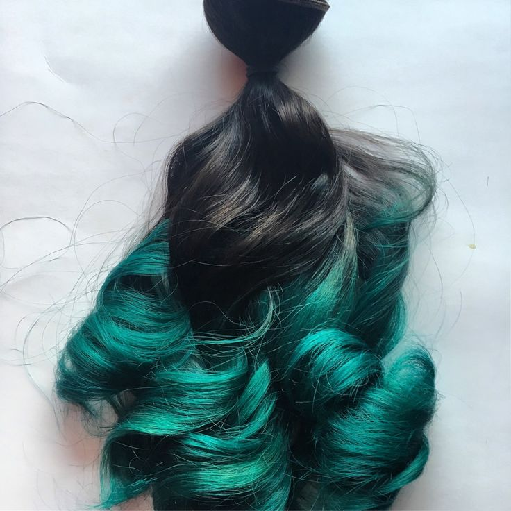 248 best ombre clip fade clip in human hair extensions images on 18 inch ombre hair extensions black to emerald green oil slick dye clip in 100 human hair remy full set double wefted dip dye fade pmusecretfo Gallery