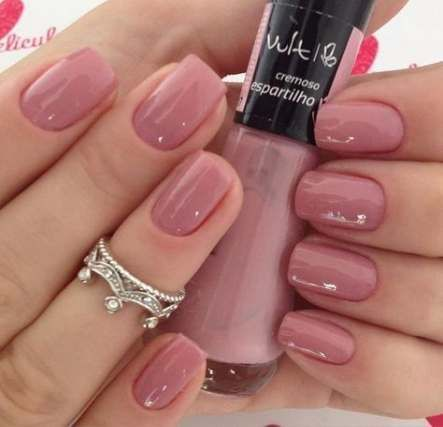 nails acrylic almond polish 21 best ideas  pink manicure