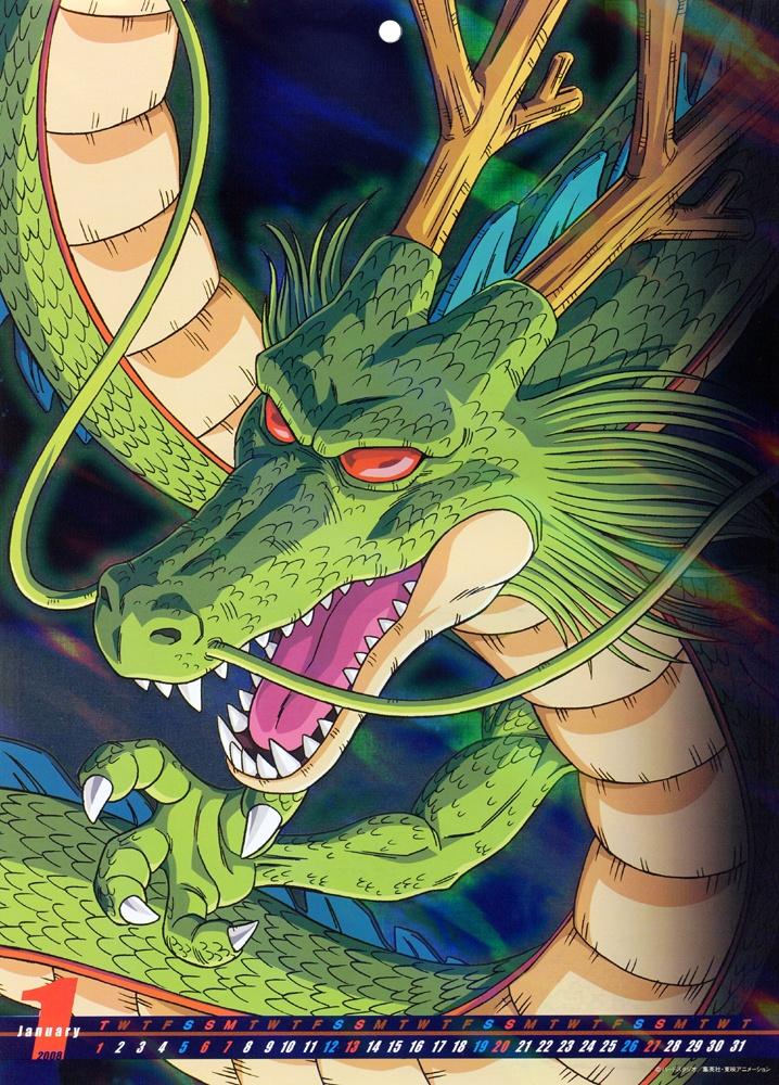 Goku And Shenron