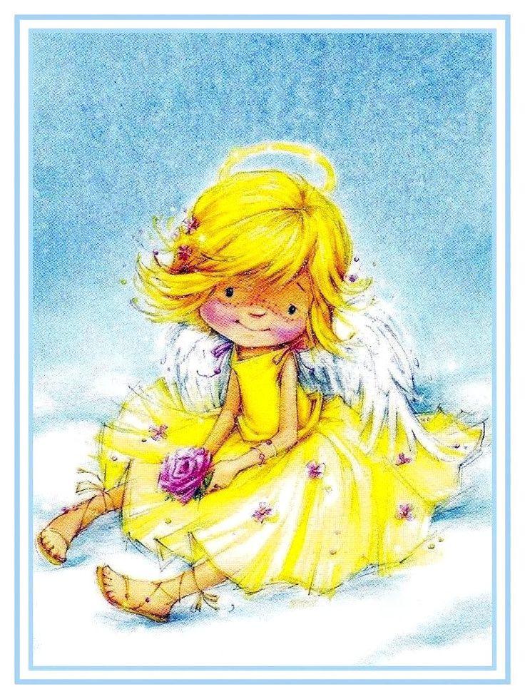 Little Fairy by Marina Fedotova