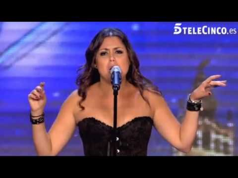 Cristina Ramos   Highway to Hell Got Talent España