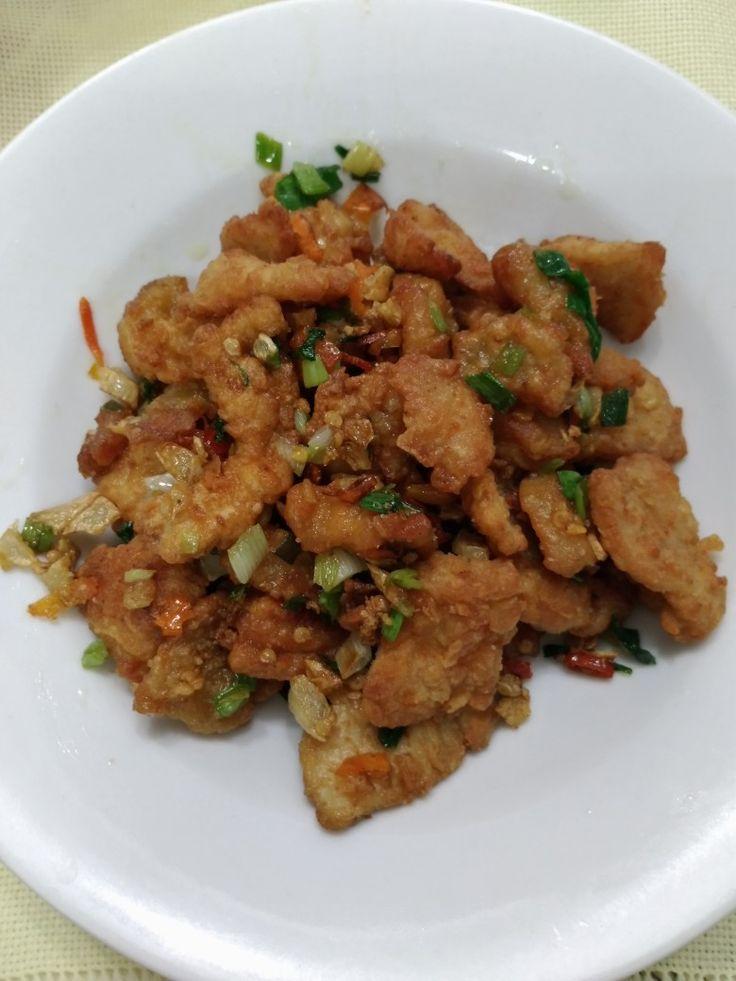 Ayam cabe garam