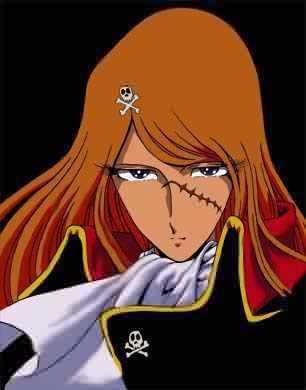 Uchû Kaizoku Captain Harlock