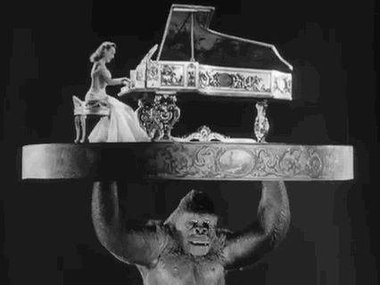 New trending GIF on Giphy. piano classic film ray harryhausen mighty joe young. Follow Me CooliPhone6Case on Twitter Facebook Google Instagram LinkedIn Blogger Tumblr Youtube