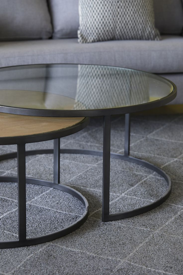 Heron Nesting Coffee Tables Coffee Table Nesting Coffee Tables Table [ 1103 x 735 Pixel ]
