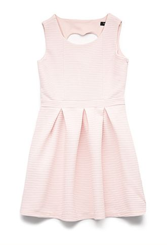 Sweetheart A-Line Dress (Kids) | FOREVER21 girls - 2000128580