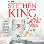 "The first collection of stories Stephen King has published since Nightmares & Dreamscapes nine years ago, Everything's Eventual includes one O. Henry Prize winner, two other award winners, four stories published by The New Yorker, and ""Riding the Bullet"", King's original e-book, which attracted over half a million online readers and became the most famous short story of the decade. Intense, eerie, and instantly compelling, they announce the stunningly fertile imagination of perhaps the…"