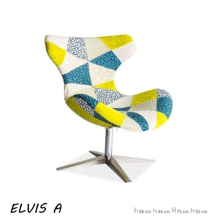 Elvis Fotel Patchwork Elvis fotel, füles fotel : szövet patchwork / alumínium keret További patchwork modellek: http://www.premiumbutor.hu/search.html?q=patchwork&post_type=product