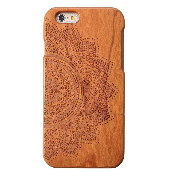 Купить товарНовый ручной настоящее деревянный чехол твердый переплет чехол для Apple , для iPhone 6 6 s 4.7 дюймов сумка мешок в категории Сумки и чехлы для телефоновна AliExpress.        Особенности: * Специальный ручной работы Деревянный чехол идеально подходят для IPhone 6 4.7 &q