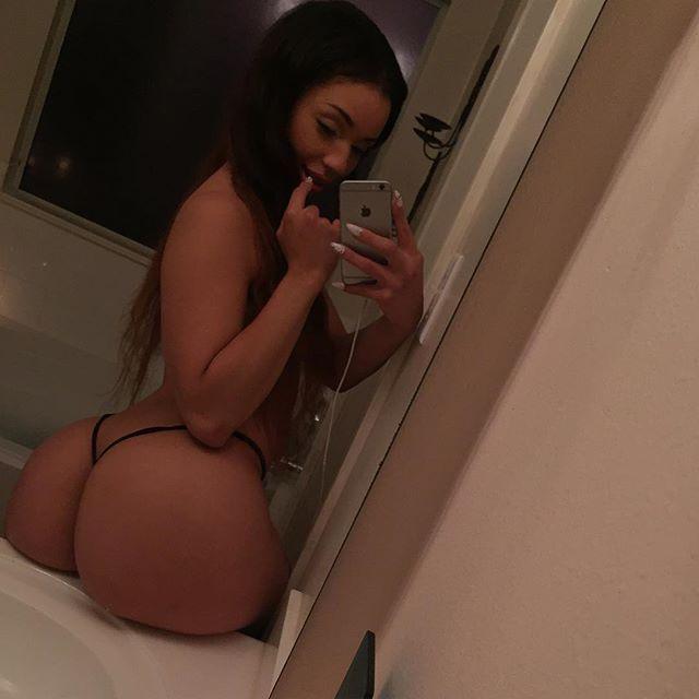 Ass bootie butt his underwear