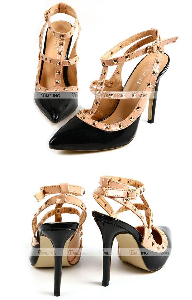 Flats Zapatos Tipo Ugtrepsol es Valentino u3lcF1JTK