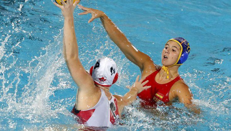 La selección femenina de waterpolo se mete en la final del Mundial y se asegura la medalla de plata