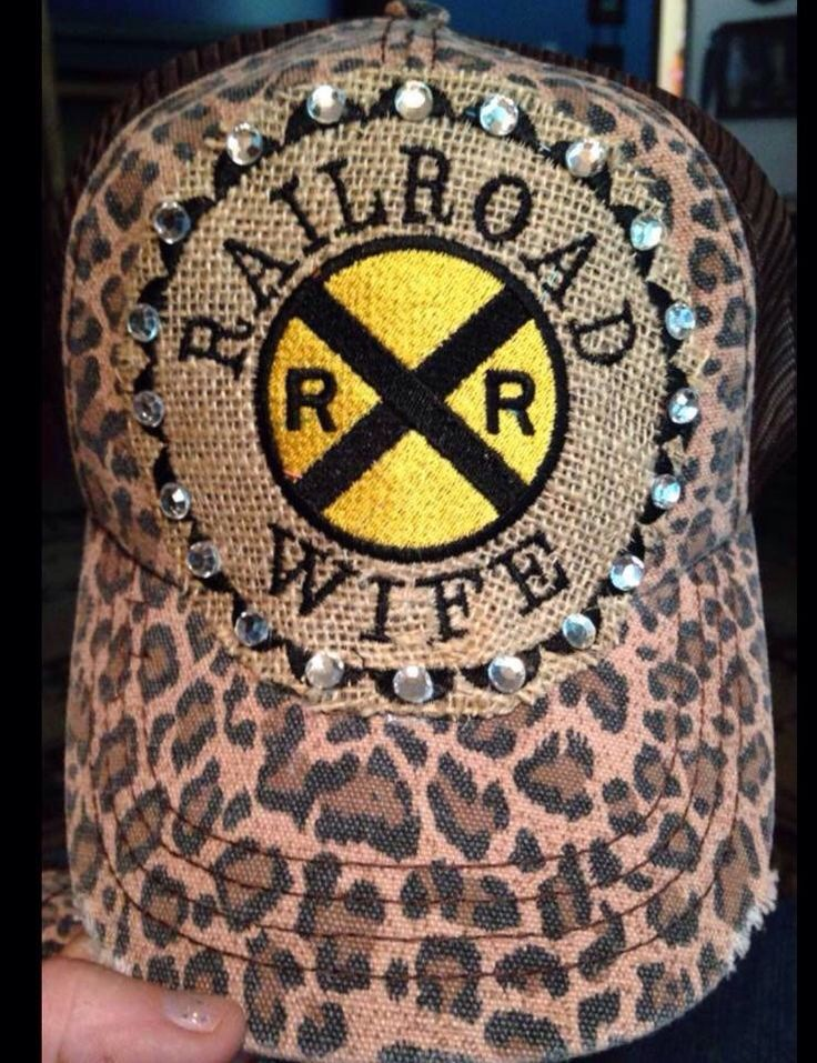 A personal favorite from my Etsy shop https://www.etsy.com/listing/228556133/railroad-wife-cap