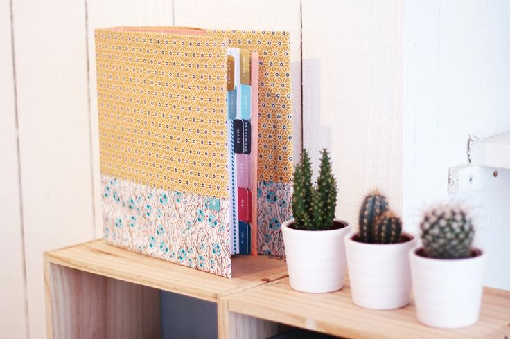 DIY : un planner à imprimer
