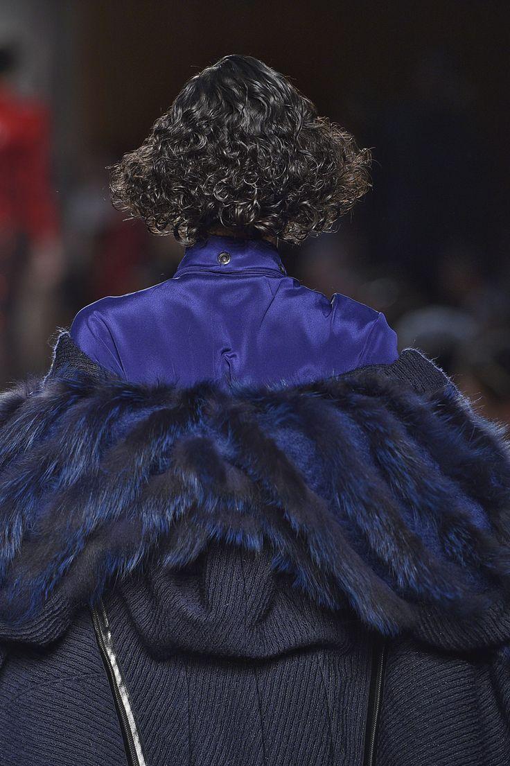 Julien Fournie, Paris.  #fur #fashion #hautecouture #AW16