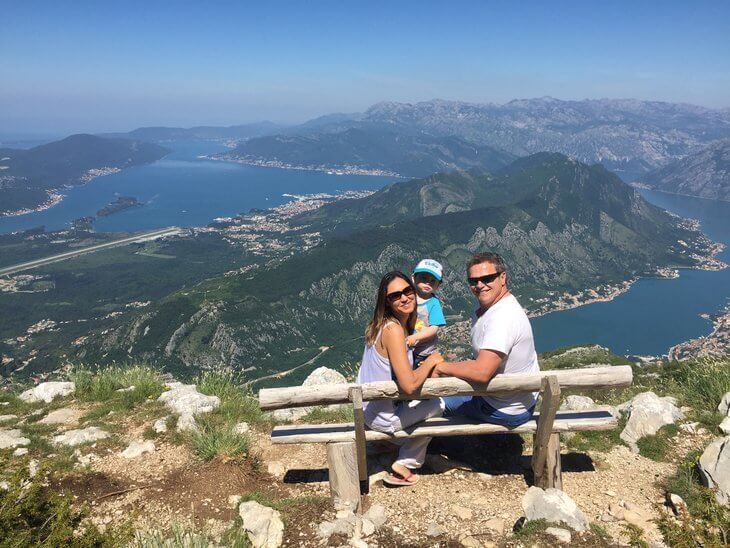 The 7 day self-drive Discover Montenegro tour takes you Montenegro's best spots, like Lovcen National Park.