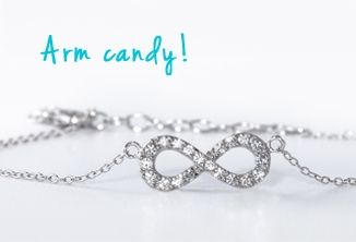 Sweeten your style with Arm Candy