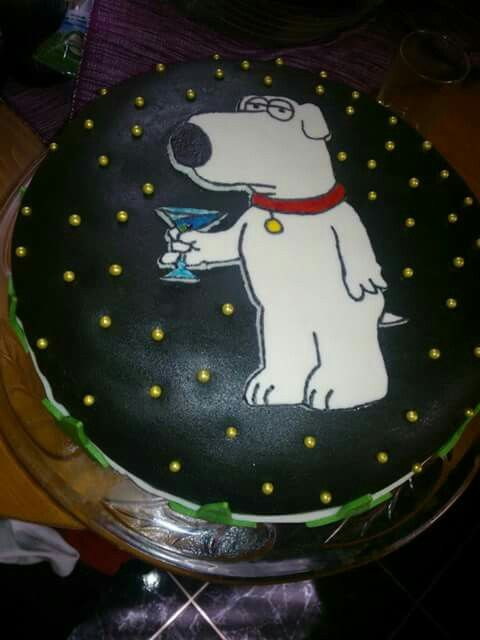 Family guy torta :)