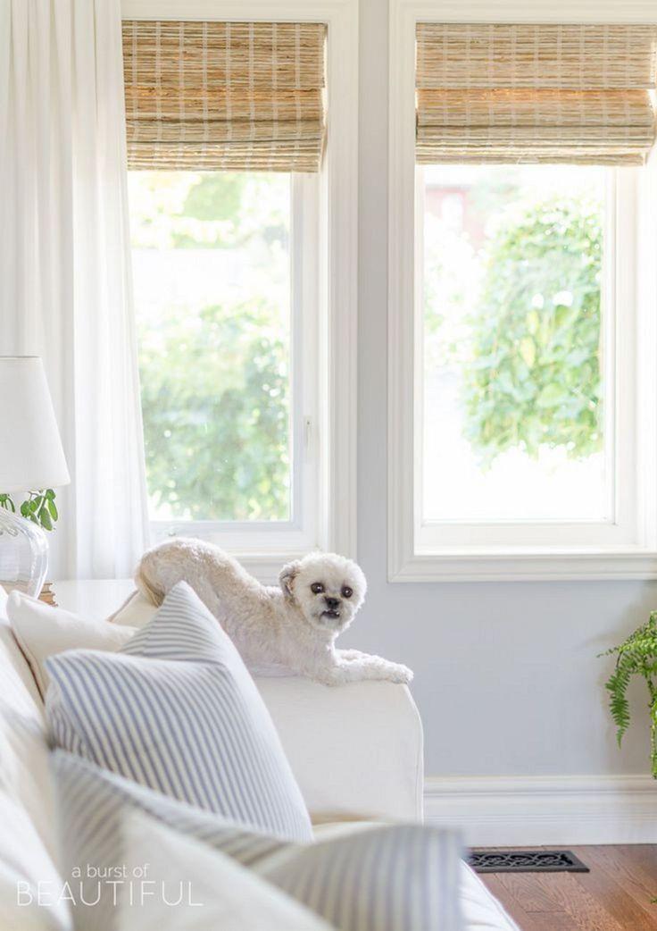 diy modern farmhouse window treatments