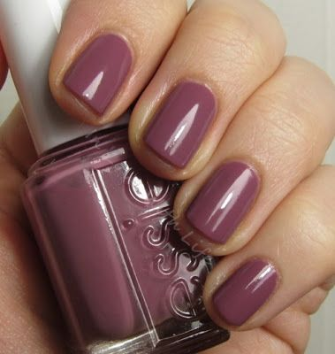 Essie - Island Hopping ... I've never seen this shade before! I'm