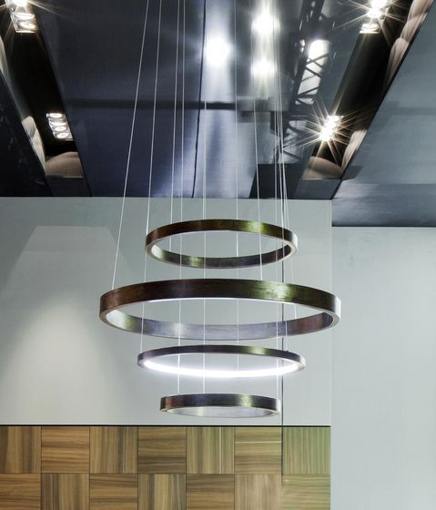 General lighting   Suspended lights   Light Ring XXL   Henge. Check it out on Architonic
