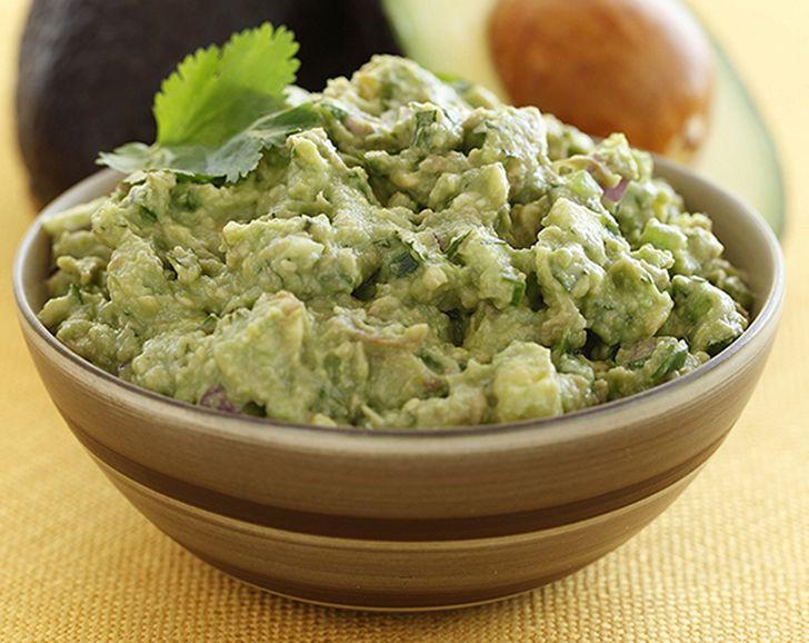 Εύκολο guacamole
