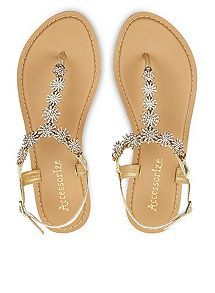 View product Accessorize Starry Flip Flop