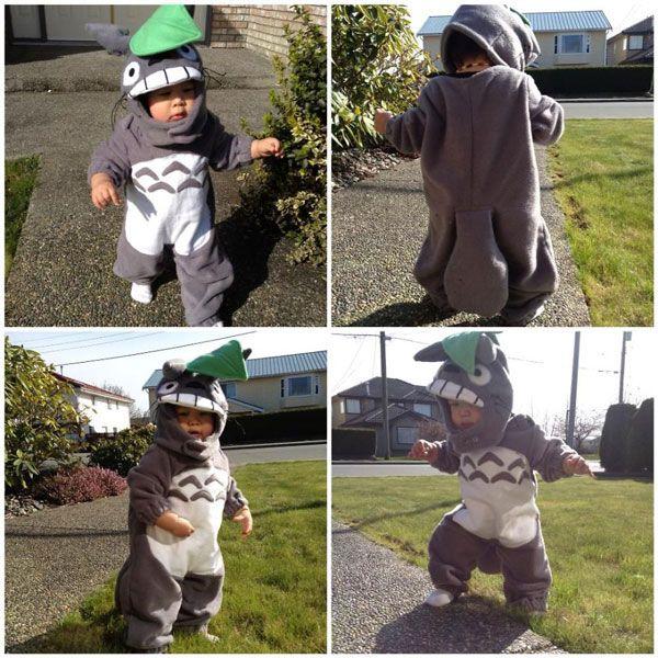 Costume di Halloween Totoro