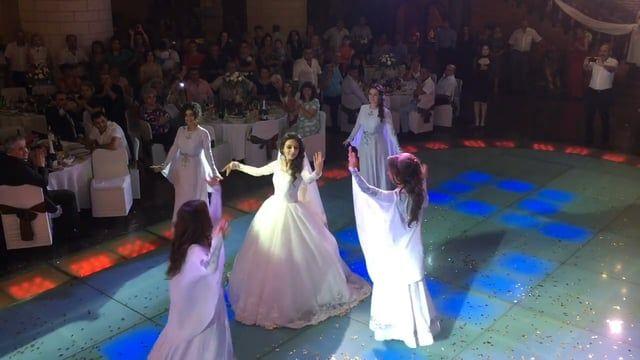 Армянская свадьба 23.07.2016