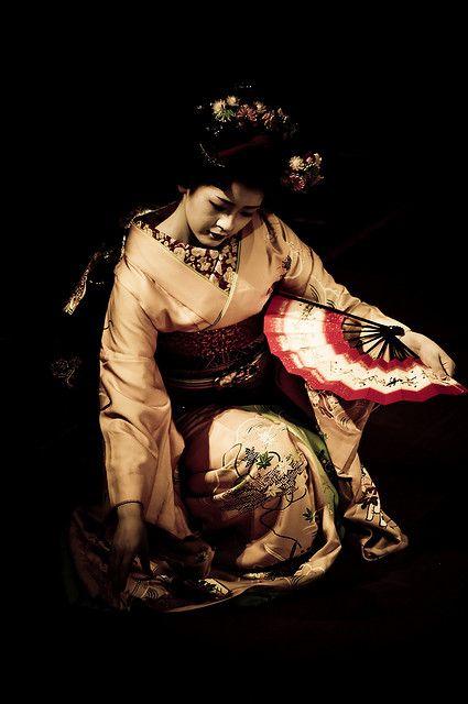 Maiko 舞妓 - Geisha Apprentice