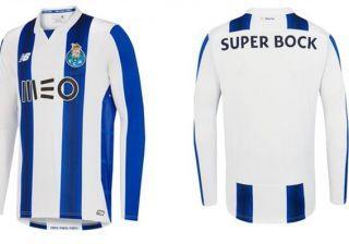 Será esta a nova camisola do FC Porto para a próxima época?