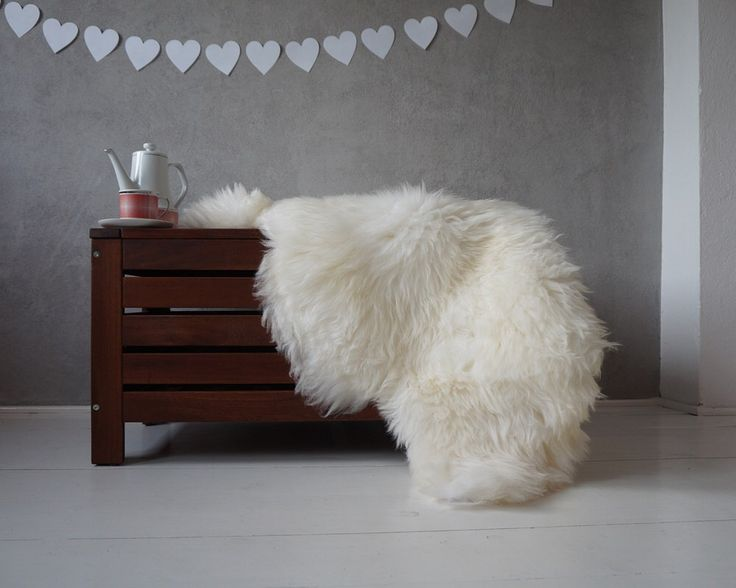 "Regular SHEEPSKIN  48 ""x 28"" White Fur Rug Throw Genuine leather Sheep Skin Decorative Carpet Natural comfy, cozy, cheap rugs thick, shiny ! by TrendingSlippers on Etsy https://www.etsy.com/listing/451480938/regular-sheepskin-48-x-28-white-fur-rug"