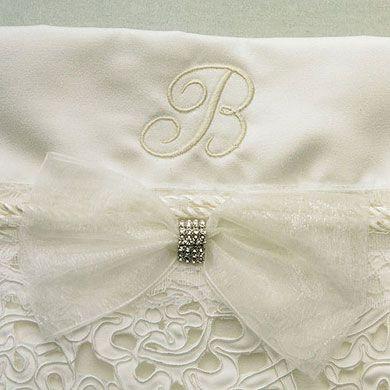 Bridal Tapestry Drawstring Bag