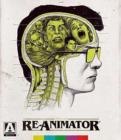 Jeffrey Combs & Bruce Abbott & Stuart Gordon-Re-Animator
