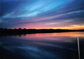 My 2nd favorite state: Minnesota!  Cass Lake, MN (Chippewa Pines Resort!)