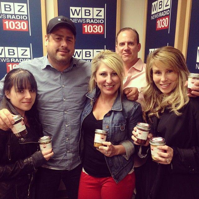 Life is Good New England radio show WBZ  Boston