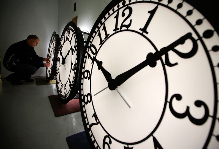 March 9, 2014. Don't forget to spring forward.  Remember to set your clocks ahead one hour on Saturday night. http://news.nationalgeographic.com/news/2014/03/140306-daylight-saving-time-dst-clocks-spring-forward-science-nation/