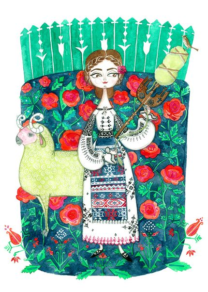 Image result for illustration romania
