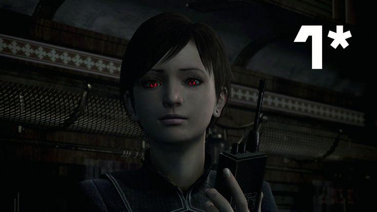 Resident Evil Zero HD Remaster Wesker Mode Walkthrough - Part 1 - Intro