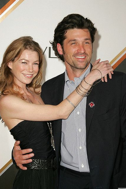 wetpaint Patrick Dempsey and Ellen Pompeo | Recent Photos The Commons Getty Collection Galleries World Map App ...