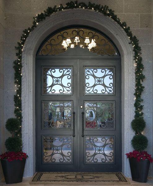 Mediterranean Style Front Doors: 165 Best Images About Mediterranean Doors On Pinterest